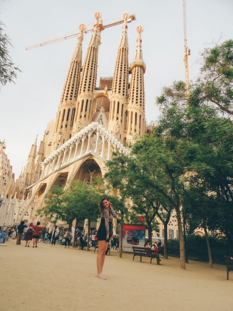 Sagrada Família, Happy to Meet You