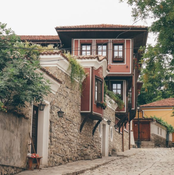 Plovdiv Old Town House - Book Plovdiv Tour
