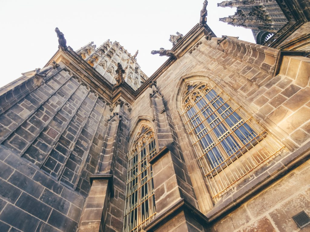 Prague Architecture - St. Vitus