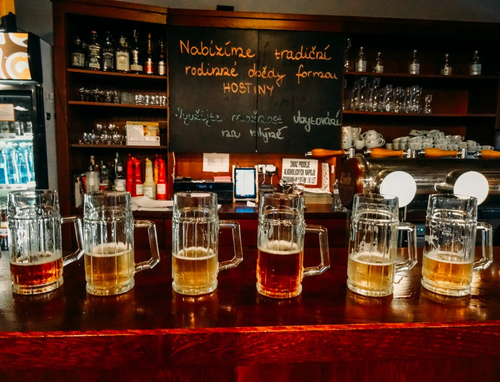 Taste Some World-Class Beer, Prague
