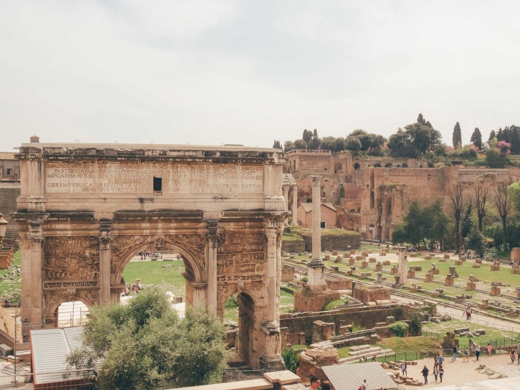 Magnificent Roman Forum