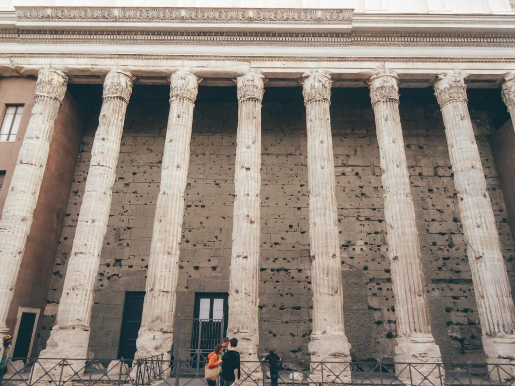 Explore The Pantheon, Rome