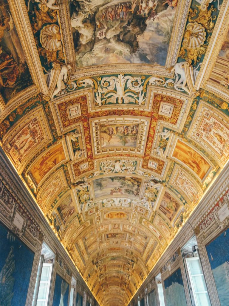 The Sistine Chapel Frescoes